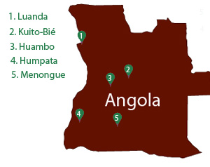 Redemptorist missions in angola