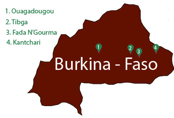 Redemptorist missions in Burkina Faso