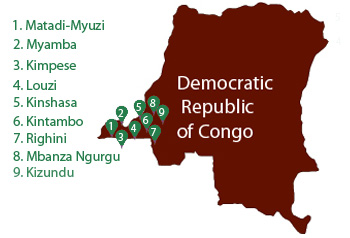 Redemptorist missions in DRC