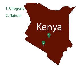 Redemptorist missions in Kenya
