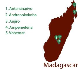 Redemptorist missions in Madagascar