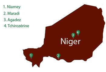 Redemptorist missions in Niger