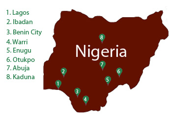 Redemptorist missions in Nigeria
