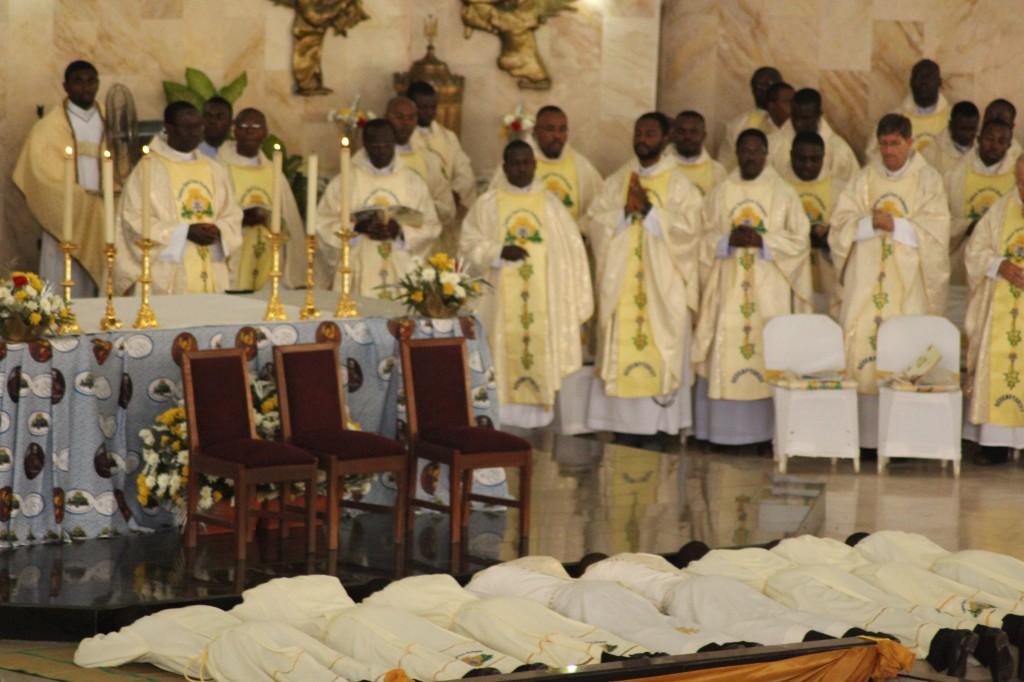 The Ordination of Fr Isaac Curt Davies Pics Perpetual